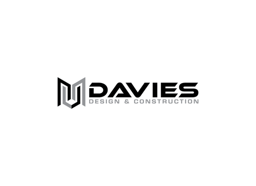 DAVIES DESIGN & CONSTRUCTION  A Logo, Monogram, or Icon  Draft # 648 by nesgraphix