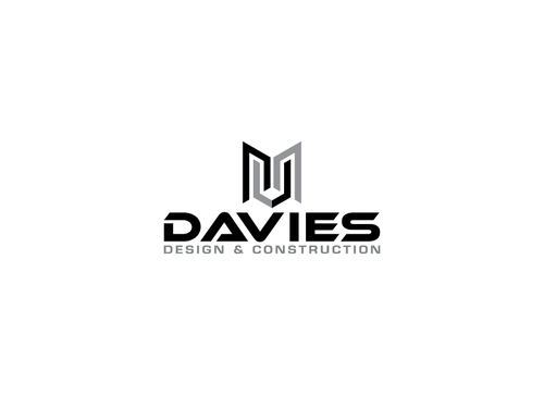DAVIES DESIGN & CONSTRUCTION  A Logo, Monogram, or Icon  Draft # 649 by nesgraphix