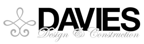 DAVIES DESIGN & CONSTRUCTION  A Logo, Monogram, or Icon  Draft # 650 by morereal