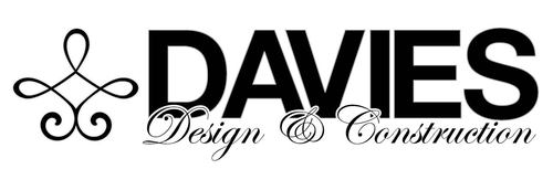 DAVIES DESIGN & CONSTRUCTION  A Logo, Monogram, or Icon  Draft # 651 by morereal