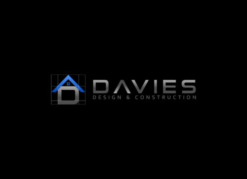 DAVIES DESIGN & CONSTRUCTION  A Logo, Monogram, or Icon  Draft # 652 by studink