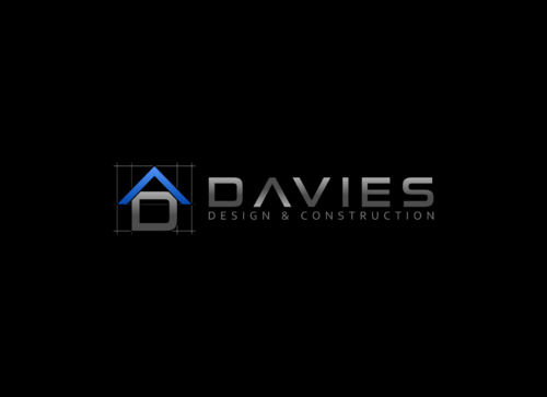 DAVIES DESIGN & CONSTRUCTION  A Logo, Monogram, or Icon  Draft # 653 by studink