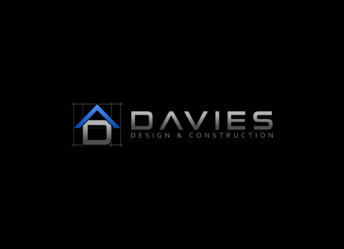 DAVIES DESIGN & CONSTRUCTION  A Logo, Monogram, or Icon  Draft # 654 by studink