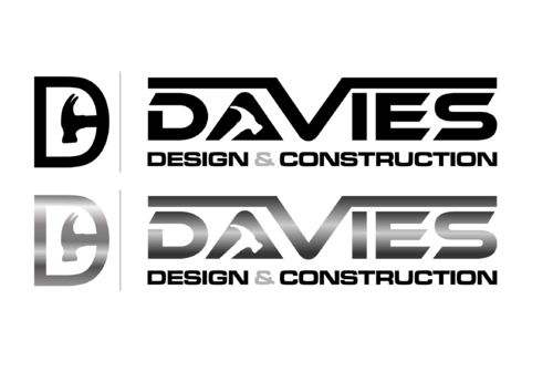 DAVIES DESIGN & CONSTRUCTION  A Logo, Monogram, or Icon  Draft # 663 by pRommeL21