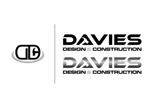DAVIES DESIGN & CONSTRUCTION  A Logo, Monogram, or Icon  Draft # 666 by pRommeL21