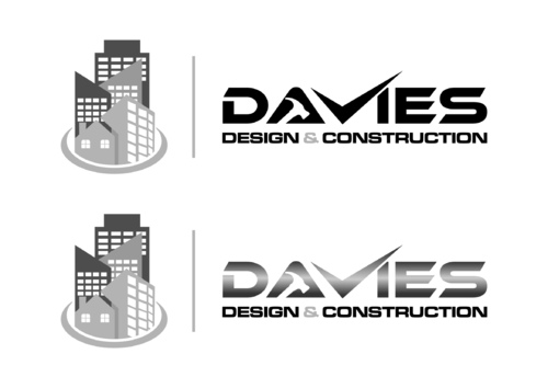 DAVIES DESIGN & CONSTRUCTION  A Logo, Monogram, or Icon  Draft # 667 by pRommeL21