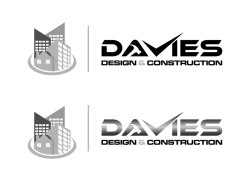 DAVIES DESIGN & CONSTRUCTION  A Logo, Monogram, or Icon  Draft # 668 by pRommeL21