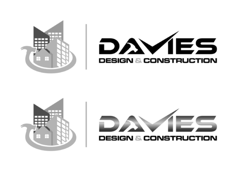 DAVIES DESIGN & CONSTRUCTION  A Logo, Monogram, or Icon  Draft # 671 by pRommeL21