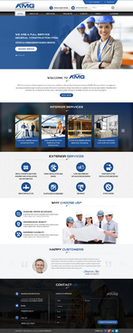 website  Complete Web Design Solution Winning Design by FuturisticDesign