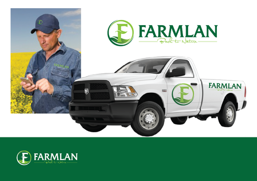 Farmlan A Logo, Monogram, or Icon  Draft # 166 by KenArrok