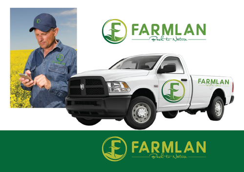Farmlan A Logo, Monogram, or Icon  Draft # 169 by KenArrok