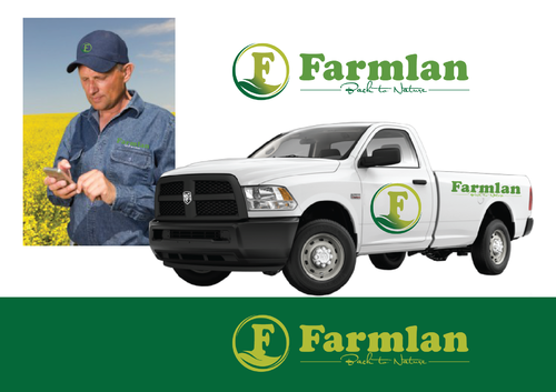 Farmlan A Logo, Monogram, or Icon  Draft # 170 by KenArrok