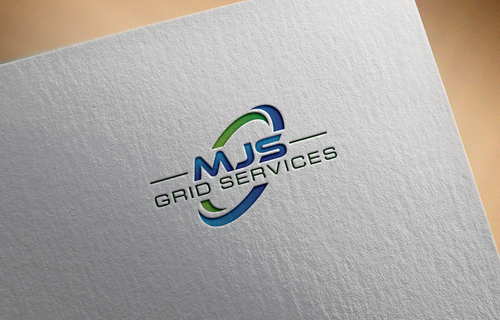 MJS Grid Services A Logo, Monogram, or Icon  Draft # 21 by LogoSmith2