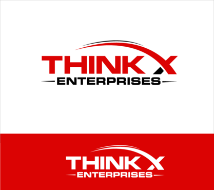 Think X Enterprises  A Logo, Monogram, or Icon  Draft # 1 by PrintMedia