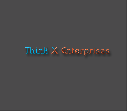 Think X Enterprises  A Logo, Monogram, or Icon  Draft # 7 by astana99
