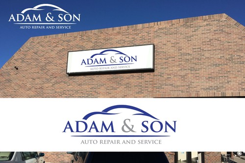 Adam & Son A Logo, Monogram, or Icon  Draft # 105 by TonixDesign