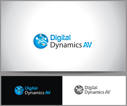 Digital Dynamics AV A Logo, Monogram, or Icon  Draft # 11 by OSSDesign