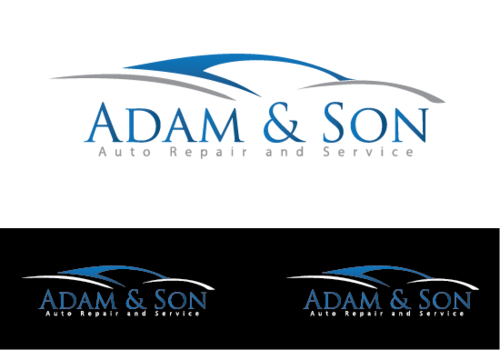 Adam & Son A Logo, Monogram, or Icon  Draft # 223 by mozil
