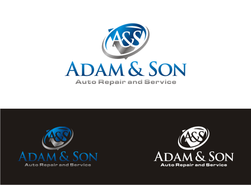 Adam & Son A Logo, Monogram, or Icon  Draft # 321 by onetwo