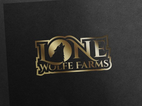 Lone Wolfe Farms A Logo, Monogram, or Icon  Draft # 16 by TonixDesign