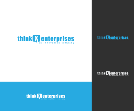 Think X Enterprises  A Logo, Monogram, or Icon  Draft # 350 by Finno26