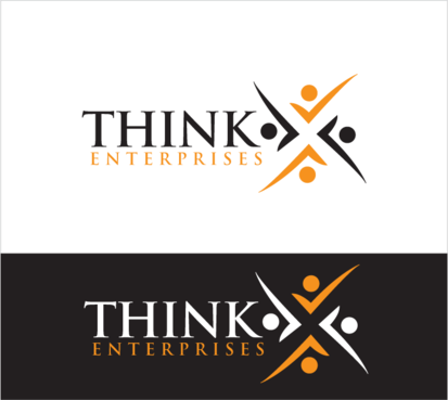 Think X Enterprises  A Logo, Monogram, or Icon  Draft # 352 by NileshSaha