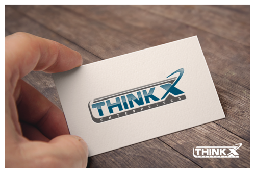 Think X Enterprises  A Logo, Monogram, or Icon  Draft # 354 by wongab