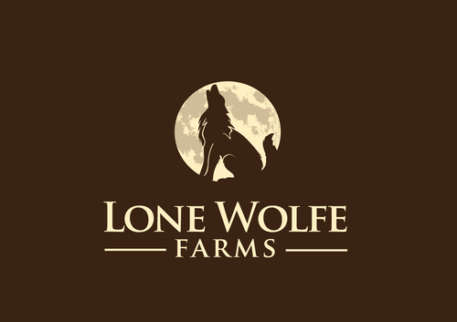 Lone Wolfe Farms A Logo, Monogram, or Icon  Draft # 106 by JoseLuiz