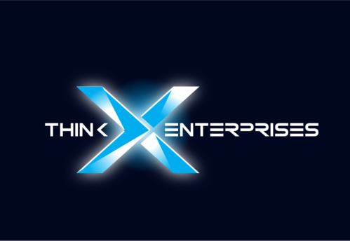Think X Enterprises  A Logo, Monogram, or Icon  Draft # 365 by NileshSaha