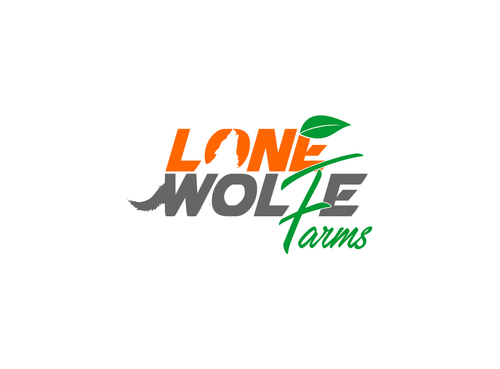 Lone Wolfe Farms A Logo, Monogram, or Icon  Draft # 132 by AGOENK72