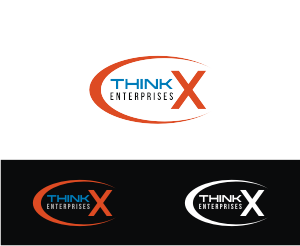 Think X Enterprises  A Logo, Monogram, or Icon  Draft # 373 by cahdepok