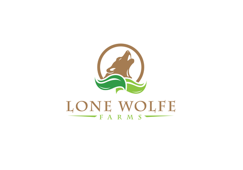 Lone Wolfe Farms A Logo, Monogram, or Icon  Draft # 157 by Kakie