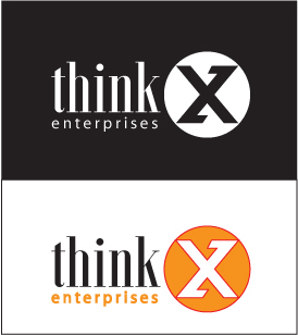 Think X Enterprises  A Logo, Monogram, or Icon  Draft # 382 by NileshSaha