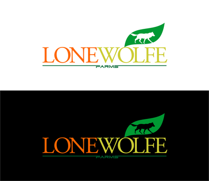 Lone Wolfe Farms A Logo, Monogram, or Icon  Draft # 255 by AGOENK72