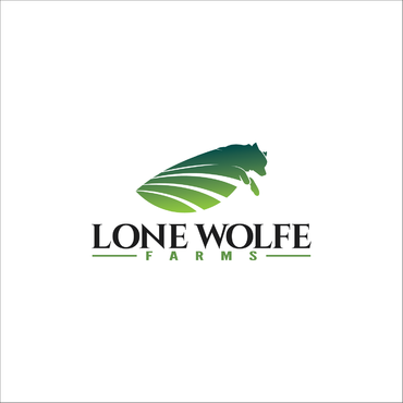 Lone Wolfe Farms A Logo, Monogram, or Icon  Draft # 283 by gauravgraphy