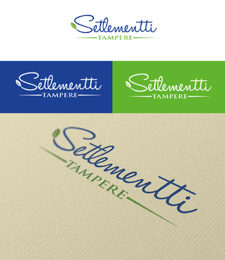 Setlementti Tampere A Logo, Monogram, or Icon  Draft # 50 by B4BEST