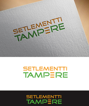Setlementti Tampere A Logo, Monogram, or Icon  Draft # 202 by LogoXpert