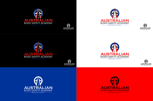 Australian Road Safety Academy A Logo, Monogram, or Icon  Draft # 36 by jackfar