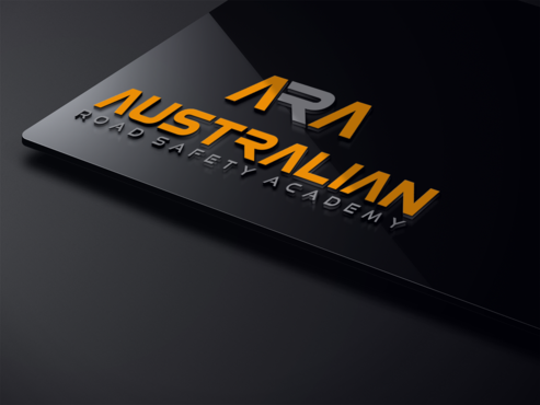 Australian Road Safety Academy A Logo, Monogram, or Icon  Draft # 44 by jackHmill
