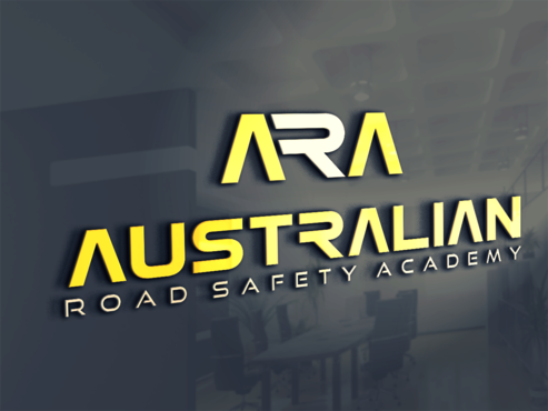 Australian Road Safety Academy A Logo, Monogram, or Icon  Draft # 45 by jackHmill