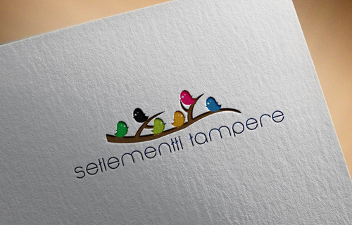 Setlementti Tampere A Logo, Monogram, or Icon  Draft # 279 by Rusty