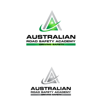 Australian Road Safety Academy A Logo, Monogram, or Icon  Draft # 69 by mantoshbepari