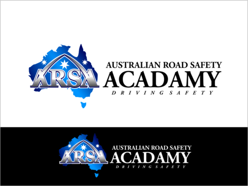 Australian Road Safety Academy A Logo, Monogram, or Icon  Draft # 90 by thebullet