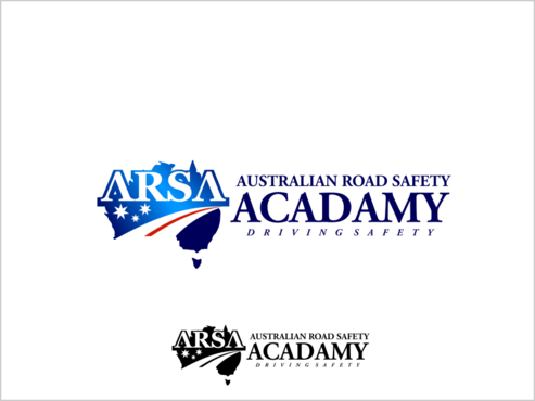 Australian Road Safety Academy A Logo, Monogram, or Icon  Draft # 97 by thebullet