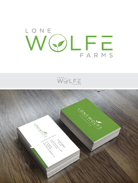 Lone Wolfe Farms A Logo, Monogram, or Icon  Draft # 416 by Chlong2x