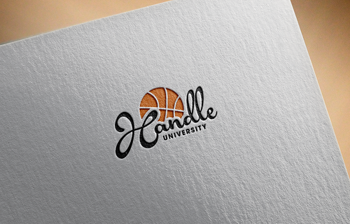 Handle University A Logo, Monogram, or Icon  Draft # 13 by LongliveUS