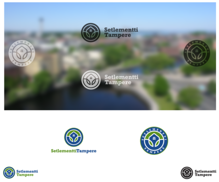 Setlementti Tampere A Logo, Monogram, or Icon  Draft # 586 by Finno26