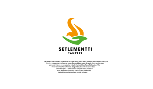Setlementti Tampere A Logo, Monogram, or Icon  Draft # 675 by LongliveUS