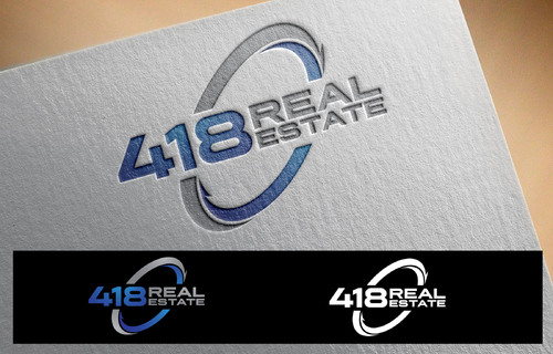 418 Real Estate A Logo, Monogram, or Icon  Draft # 64 by DokEd