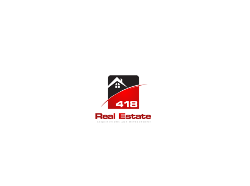 418 Real Estate A Logo, Monogram, or Icon  Draft # 69 by 067745
